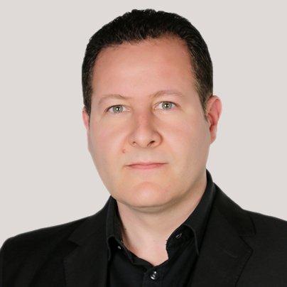 Hatem Bouhamed, VP of Finances